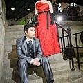 【自助婚紗】【婚紗攝影】【推薦】【作品集】【台北】【高雄】攝影:山米 造型:孫千越 新人:佩欣&仲軒 自來水博物館 晚禮服