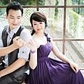 自助婚紗/婚紗照/婚紗攝影-晚禮服