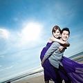 自助婚紗/婚紗照/婚紗攝影-感謝新人推薦-陳鴻泰+李婉甄