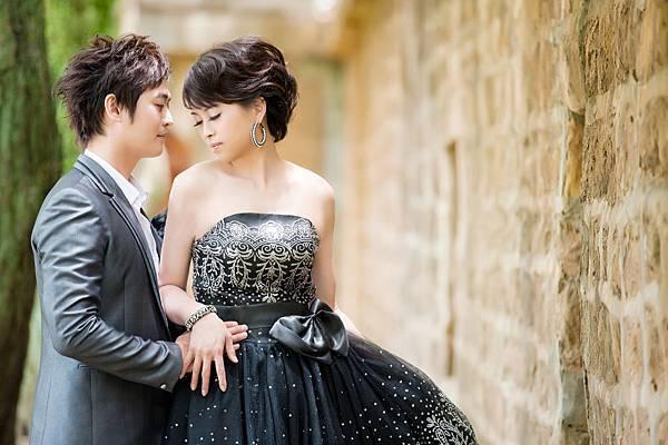 自助婚紗/婚紗照/婚紗攝影-感謝新人推薦-樽昇+宥誼