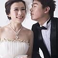 自助婚紗/婚紗照/婚紗攝影-感謝新人推薦-陳世偉+葉蔓妤