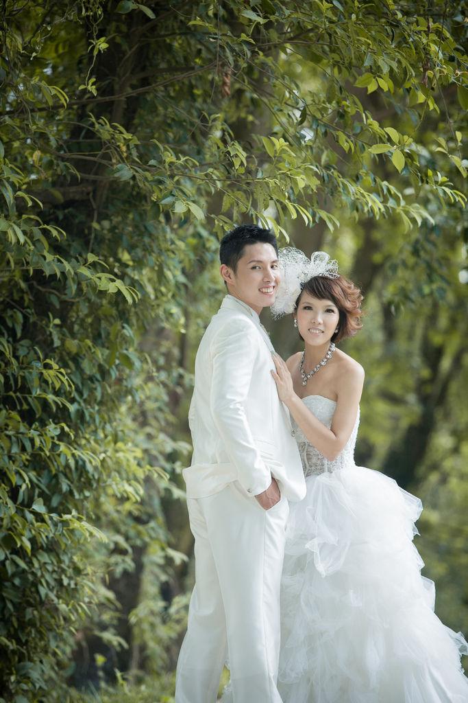 哲&珍-【推薦】伊頓自助婚紗攝影工作室
