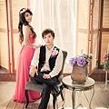 志&芬-台北自助婚紗攝影