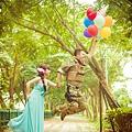 元+蓉-台北自助婚紗攝影工作室