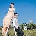 玲&志-台北自助婚紗攝影工作室-感謝新人選擇伊頓婚紗