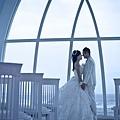 自助婚紗/婚紗照/婚紗攝影-感謝新人推薦-郭柏斈