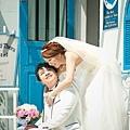 自助婚紗/婚紗照/婚紗攝影-感謝新人推薦-陳維倫&李怡伶
