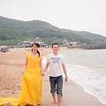 【台北婚紗攝影】感謝[芸&濤]推薦