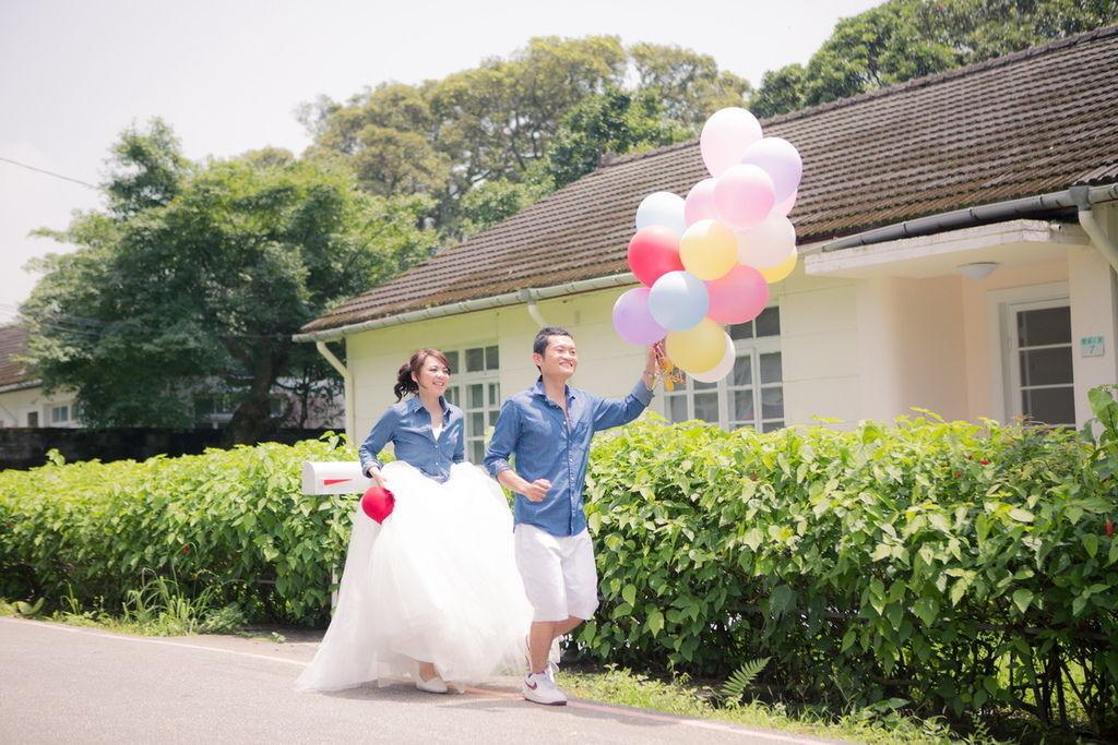 【台灣婚紗攝影】感謝[芸&濤]推薦(歐式莊園)