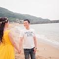 【台灣婚紗攝影】感謝[芸&濤]推薦(海角天涯)