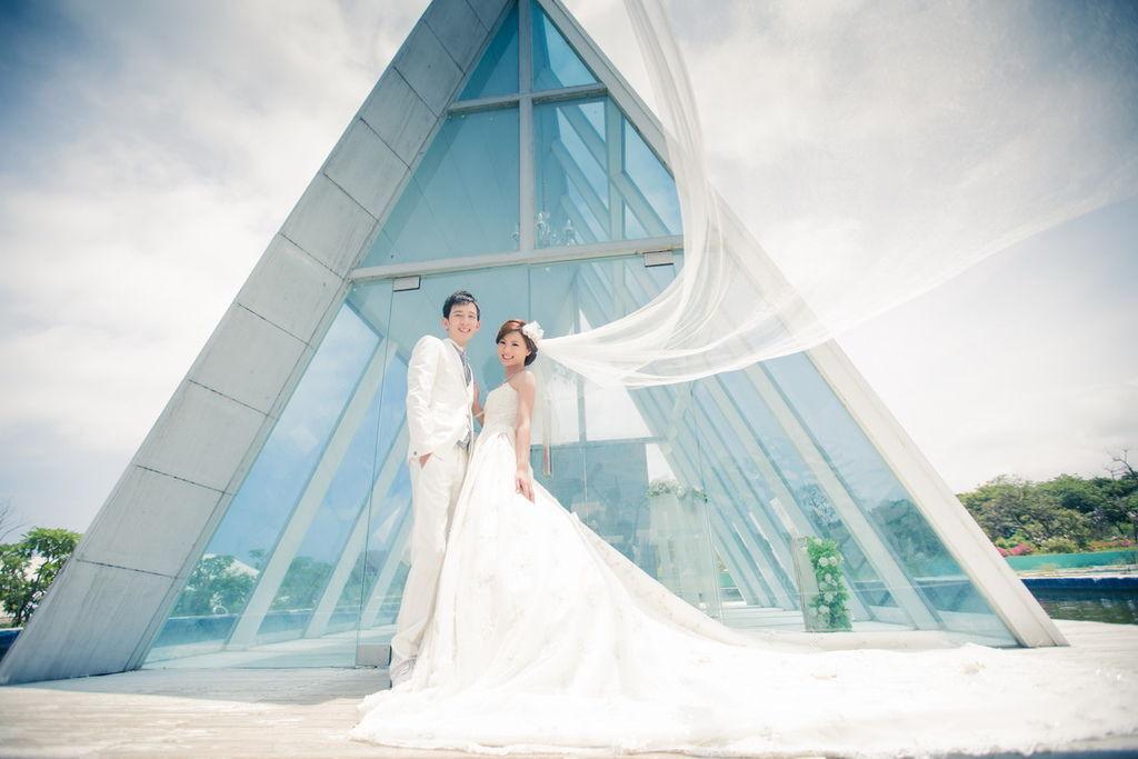 [啟民&紫盈]愛的印記-婚紗照@台灣,台北,淡水莊園