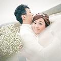 擎天崗外拍婚紗照