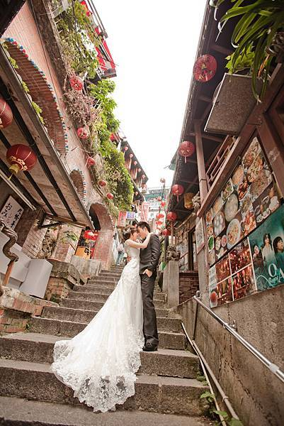 九份老街婚紗攝影