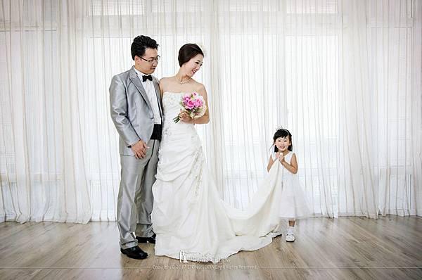 全家福婚紗照