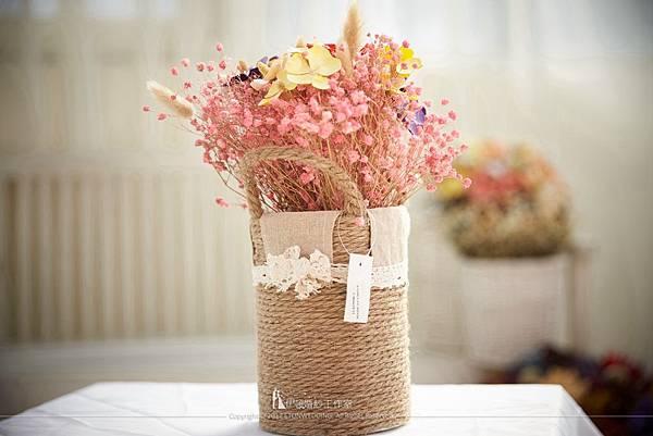 新娘捧花製作