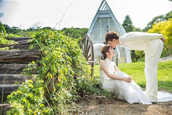 婚紗基地拍攝
