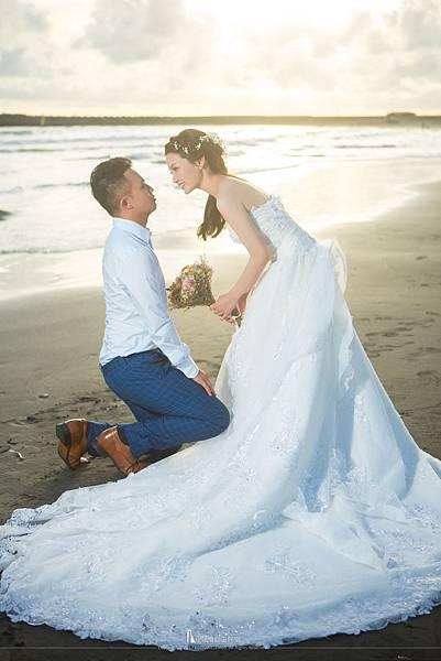 婚紗照禮服顏色