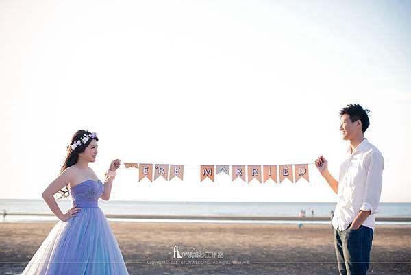 婚紗道具英文字母