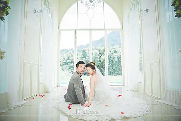 新娘pose