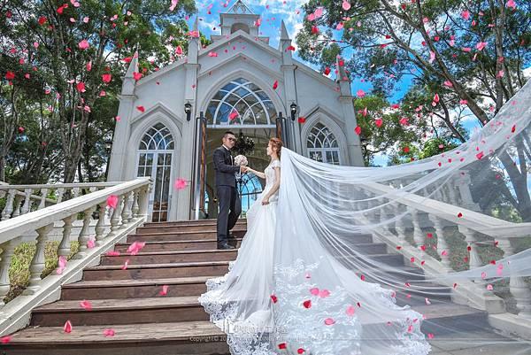 婚紗照姿勢指導