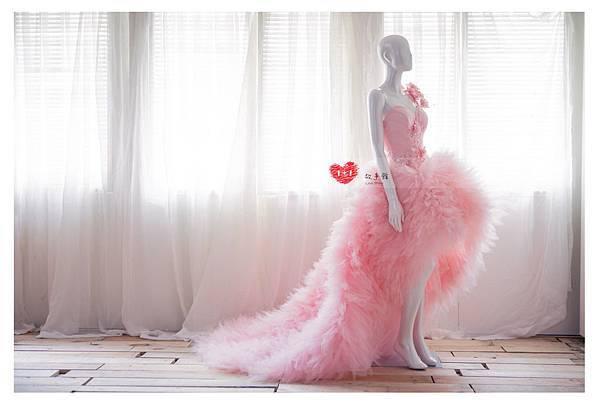 手工婚紗-推薦禮服出租款式