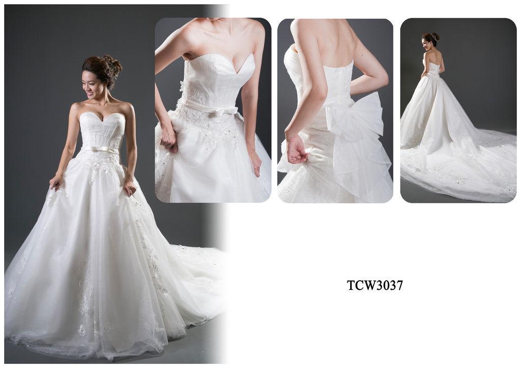 手工婚紗出租-手工白紗TCW3037.jpg