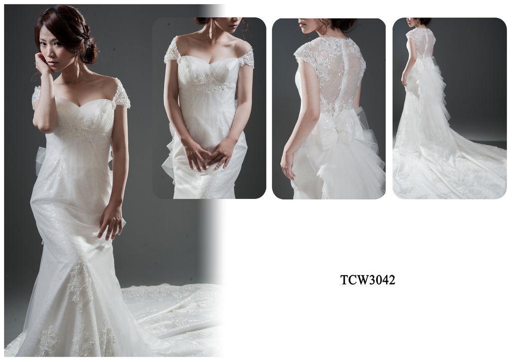 手工婚紗出租-手工白紗TCW3042.jpg