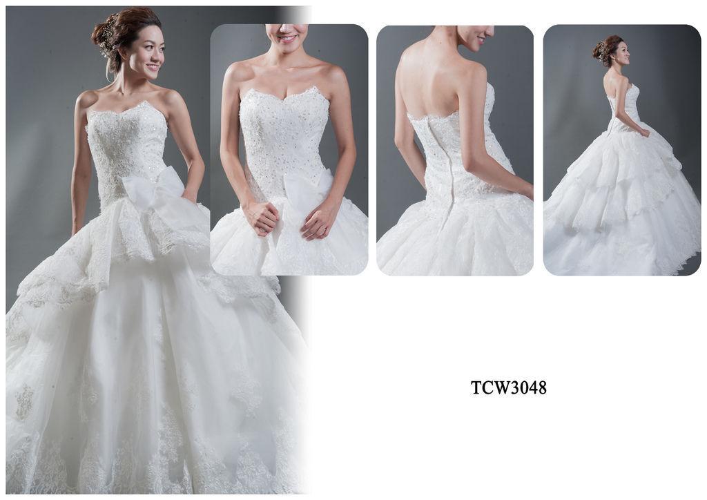 手工婚紗出租-手工白紗TCW3048.jpg