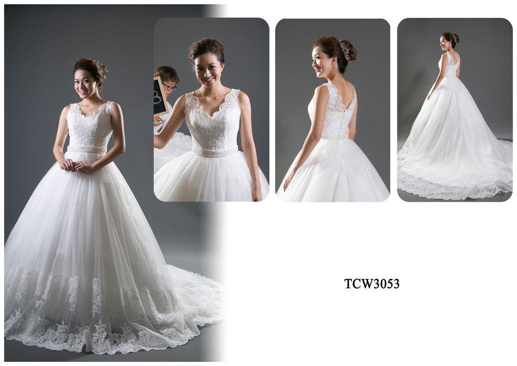 手工婚紗出租-手工白紗TCW3053.jpg