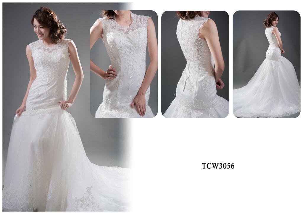 手工婚紗出租-手工白紗TCW3056.jpg