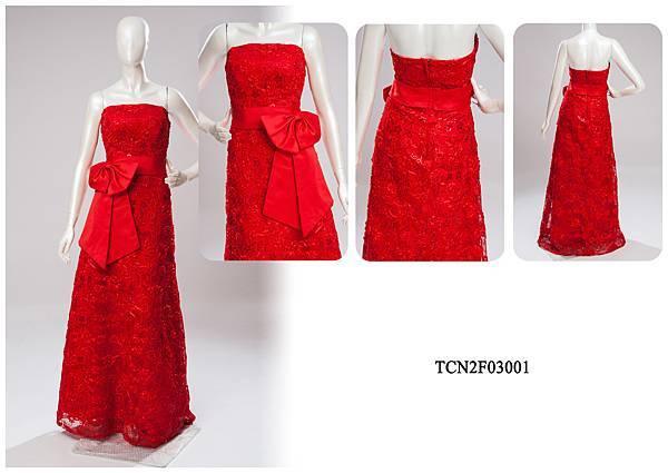 TCN2F03001手工禮服出租-手工婚紗推薦