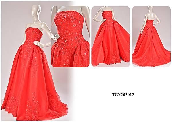 TCN203012手工禮服出租-手工婚紗推薦