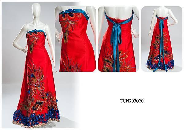 TCN203020手工禮服出租-手工婚紗推薦