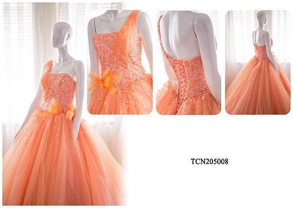 TCN205008手工禮服出租-手工婚紗推薦