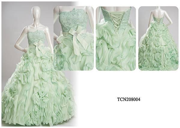 TCN208004手工禮服出租-手工婚紗推薦
