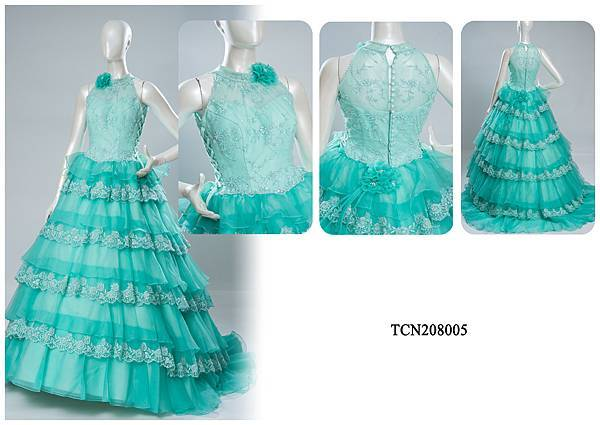 TCN208005手工禮服出租-手工婚紗推薦