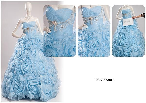 TCN209001 (2)手工禮服出租-手工婚紗推薦