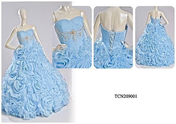 TCN209001手工禮服出租-手工婚紗推薦