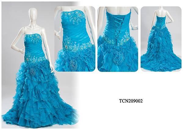 TCN209002手工禮服出租-手工婚紗推薦