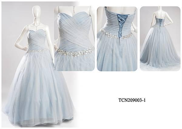 TCN209003-1手工禮服出租-手工婚紗推薦