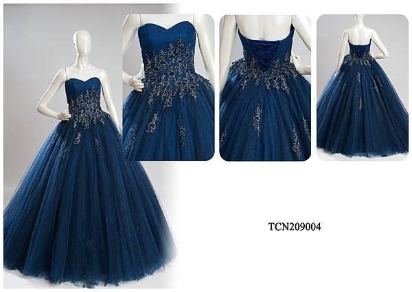 TCN209004手工禮服出租-手工婚紗推薦