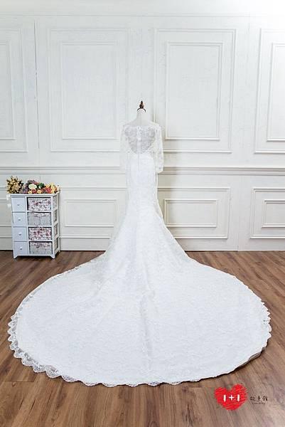 手工婚紗出租:純手工訂製白紗