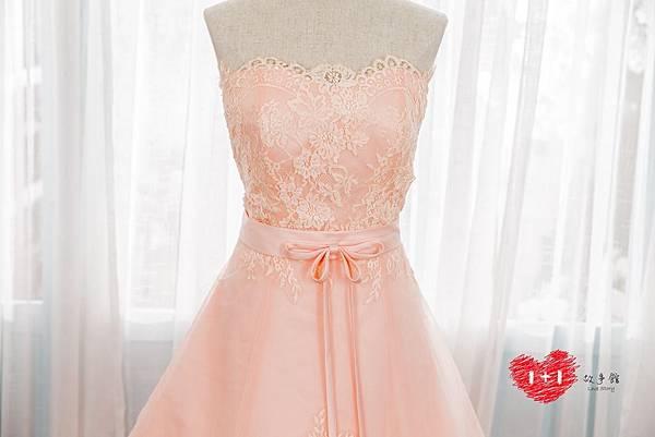 手工婚紗推薦:紐西蘭蕾絲晚禮服