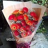 [AC003] 自信的色彩__20朵太陽花花束$1499.jpg
