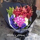 [AC002] 新的一天__萬代蘭花束$1799.jpg