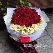[AC014] 快樂時光__33朵紅玫瑰花束$1999.jpg