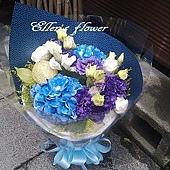 [AC031] 蔚藍情海_藍繡球花束$1680.jpg