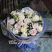 [AC033] 甜蜜物語_20朵玫瑰花束$1699.jpg