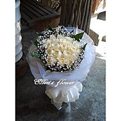 [AC037] 初戀滋味_20朵白玫瑰花束$1680.jpg