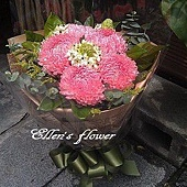 [AC042] 深情牡丹菊_牡丹菊花束$1690.jpg